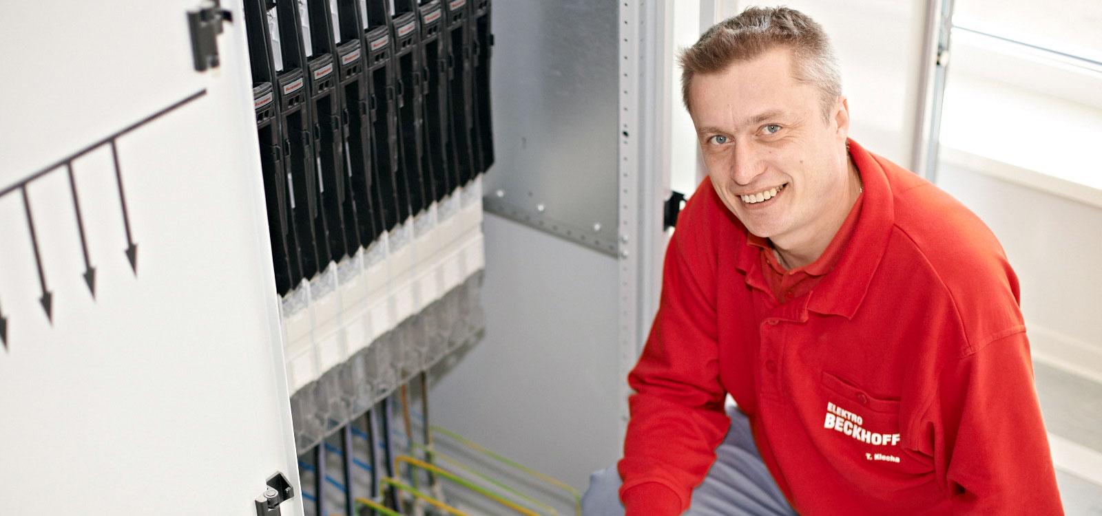Elektroniker (m/w) - Energie- und Gebäudetechnik in Bielefeld